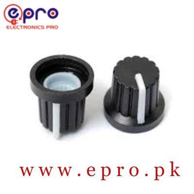 Potentiometer Knob Rotary Switch Cap in Pakistan