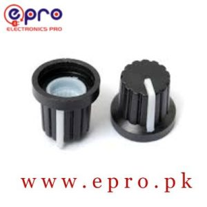 Potentiometer Knob Rotary Switch Cap in Pakistan