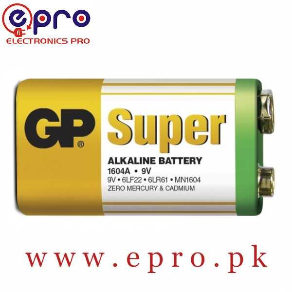 9V GP Battery in Pakistan