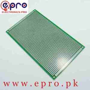 9x15 Double-sided FR4 Veroboard PCB in Pakistan