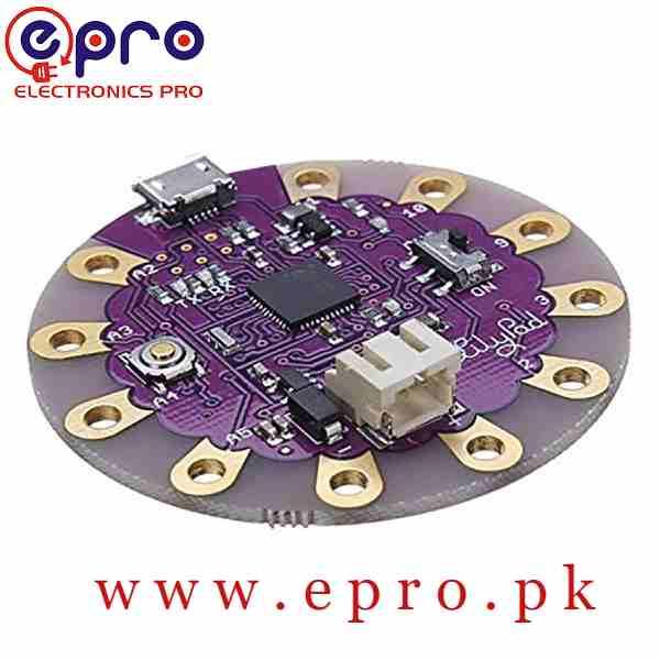Atmega328 16MHz LilyPad For Arduino in Pakistan