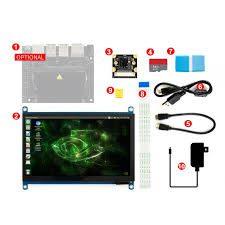 Jetson-Nano-Development-Pack-Type C-with-Display-Camera-TF Card