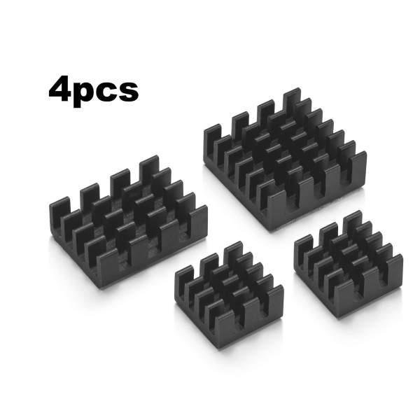 PI-4-heat-sink-4pcs-per-set
