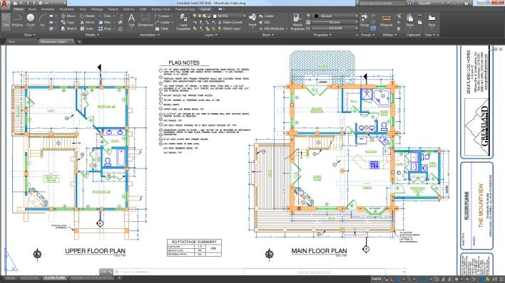 autocad 1024x576 - Softwares indispensáveis para Engenheiros de Produção