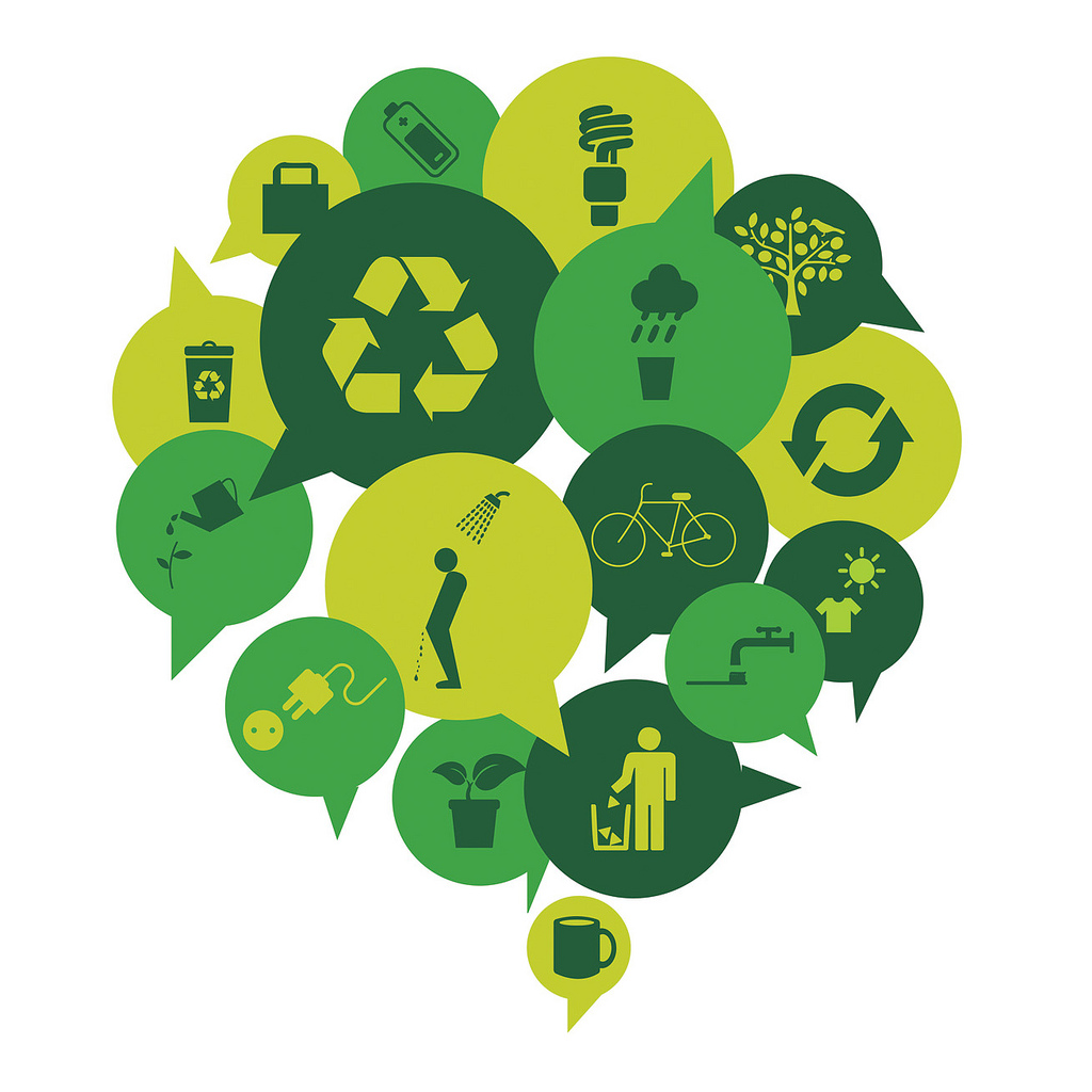 sustentabilidade - A Engenharia de Produção e a Sustentabilidade