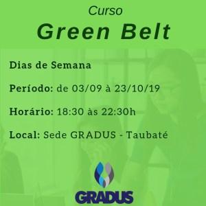 IMG 20190812 WA0012 - Treinamento Green Belt Presencial - Dias de Semana