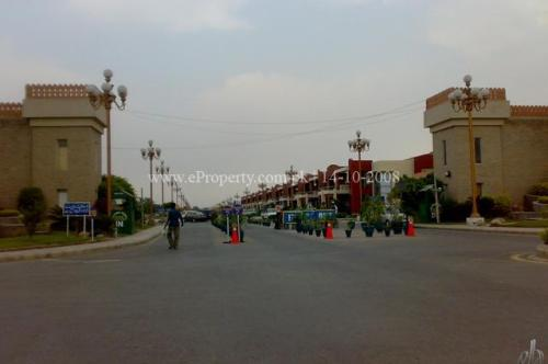 Bahria Town Lahore Safari Villas Gallery
