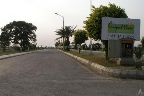 Bahria Town Lahore Canal View Residency Gallery