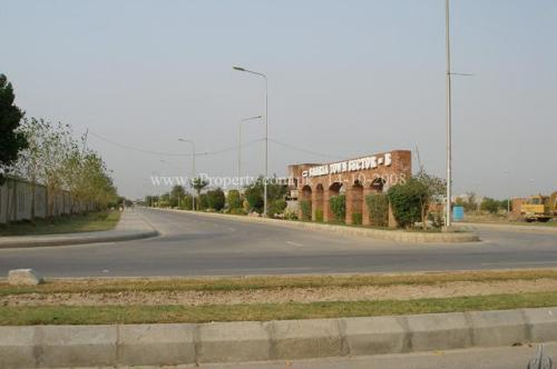 Bahria Town Lahore Sector B Gallery