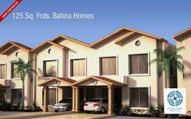 125 Sq. Yards Bahria Homes Karachi
