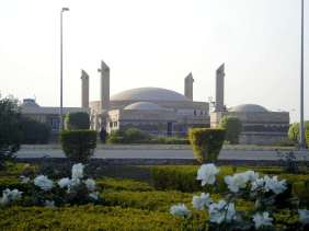 Alfalah Mosque Executive Lodges Bahria Town Lahore