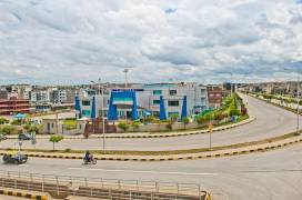 Bahria Town Islamabad Phase 8 Dr. AQ Khan College of Science & Technology
