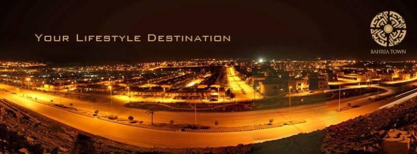 Bahria Town Islamabd Road Network