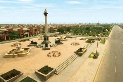 Bahria Town Lahore Safari Villas