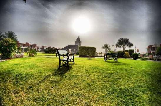 Safari Villa Park Bahria Town Lahore