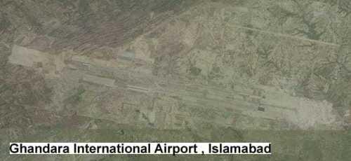 Google Updates Satellite Imagery For Gandhara International Airport