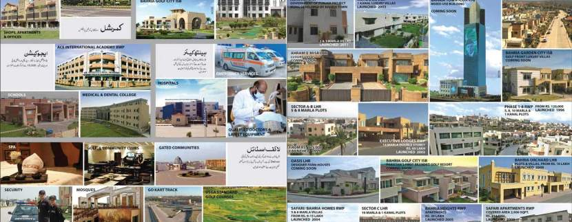 Bahria Town Cmomits Bahria Town Delivers
