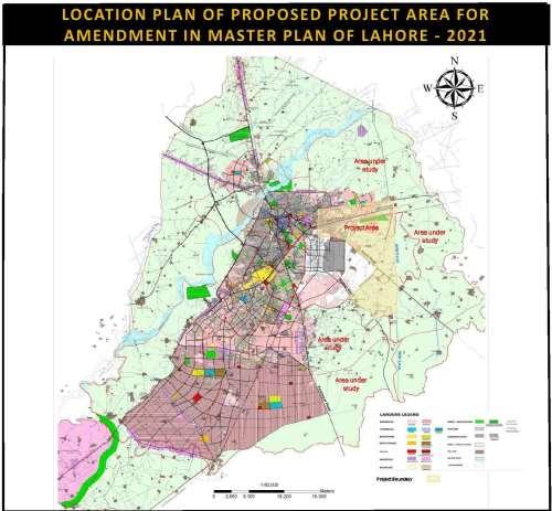 Lahore Master Plan 2021
