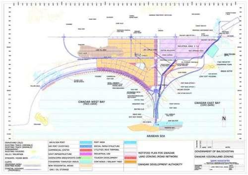 GDA Approved Housing Schemes in Gwadar