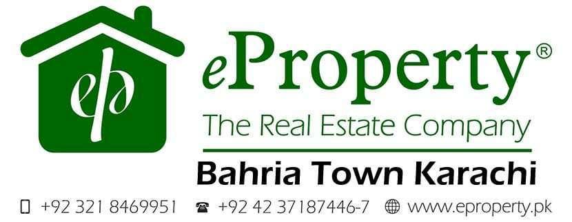 Bahria Town Karachi Plots & Homes for Sale