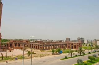 Bahria Town Lahore Grand Jamia Mosque