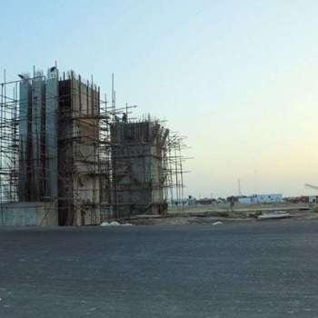 Gate house site Progress Bahria Town Karachi