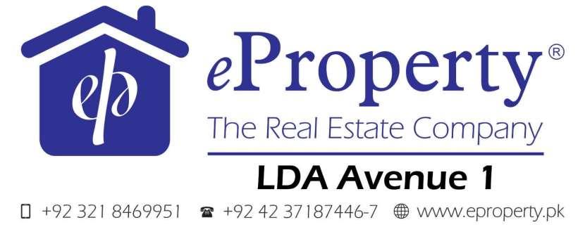 LDA Avenue 1 Lahore Plots & Houses for Sale