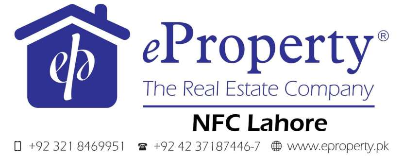 NFC Lahore Plots & Houses for Sale