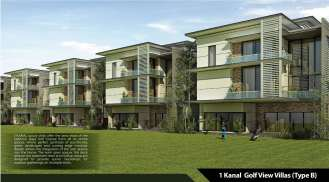 Defence Raya 1 Kanal Golf View Villas Type B