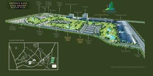 Defence Raya Resort Master Plan