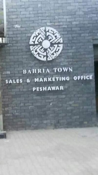 Bahria Town Peshawar Sale & Marketing Office