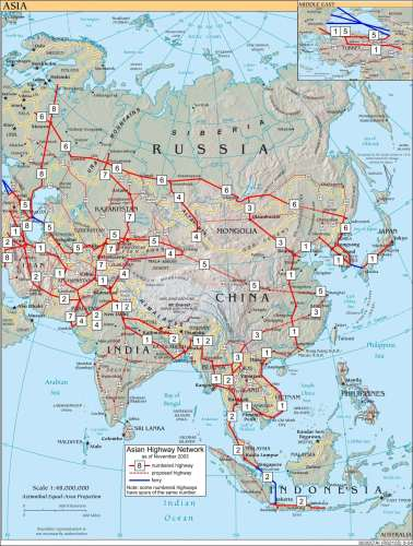 Asian Highway Network