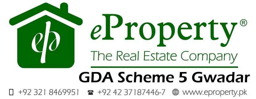 GDA Scheme 5 Gwadar Plots & Houses for Sale