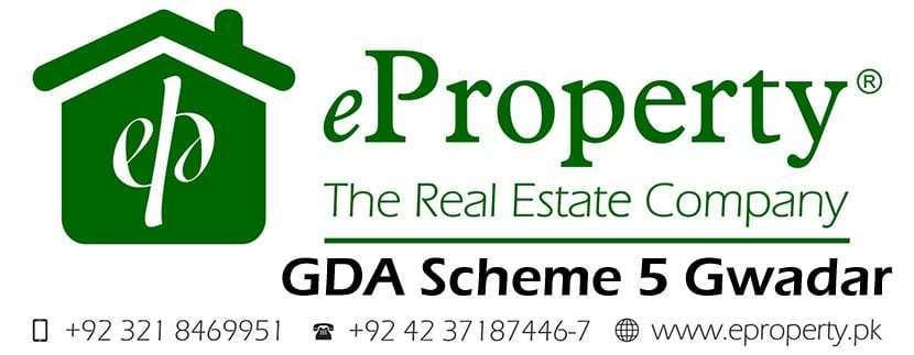 GDA Scheme 5 Gwadar Plots & Houses for Sale