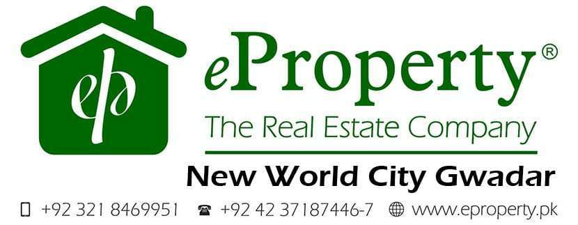 New World City Gwadar Plots & Houses for Sale