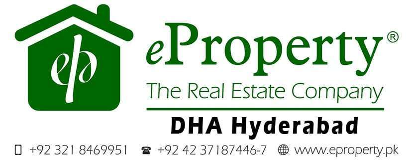 DHA Hyderabad Plots & Houses for Sale