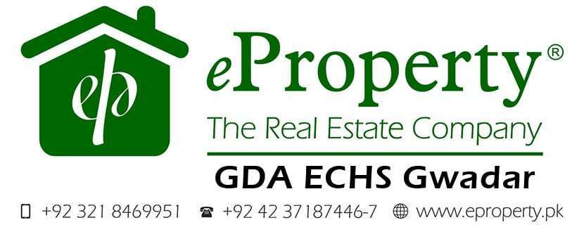 GDA ECHS Gwadar Plots & Houses for Sale