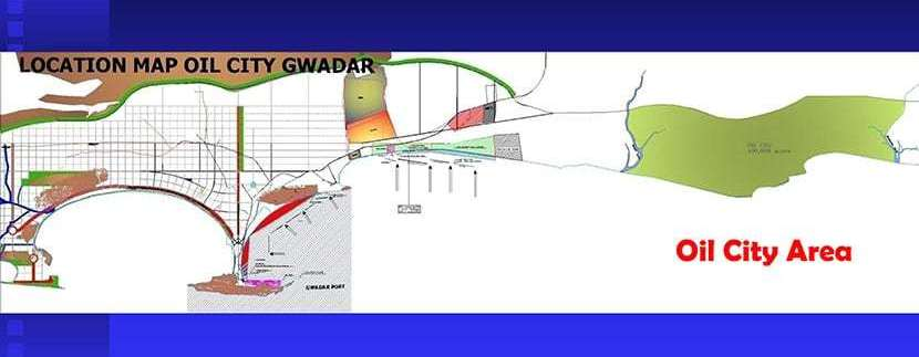 Oil city to be developed in Gwadar under CPEC
