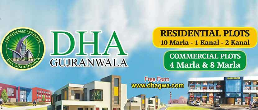DHA Gujranwala Installment Plan Booking Started