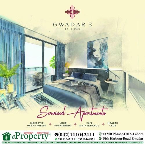 Gwadar 3 Serviced Apartments