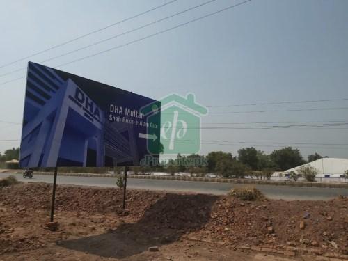 Shah Rukn-e-Alam Gate DHA Multan