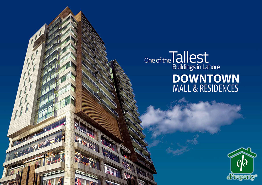 Downtown Mall & Residences Lahore