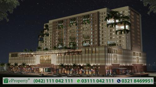 Goldcrest Mall & Residency DHA Phase 4 Lahore