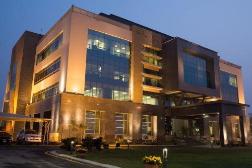 DHA Lahore Head Office