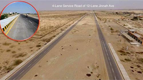 Jinnah Avenue GDA Scheme 5 Gwadar
