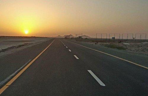 Marine Drive Gwadar