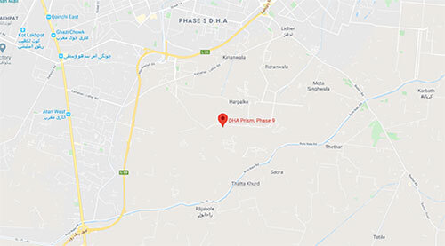 DHA Lahore Phase 9 Plots for Sale
