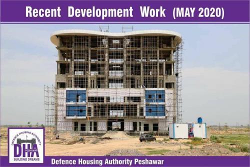 DHA Peshawar Development Work May 2020-1