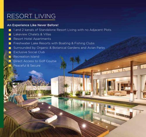 Mivida City Resort Living