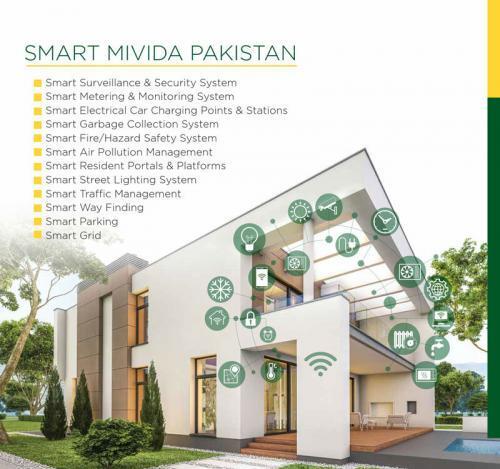 Smart Mivida Pakistan
